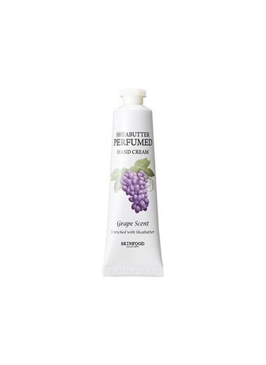 Skinfood Shea Butter Perfumed Hand Cream (Grape Scent) Renksiz